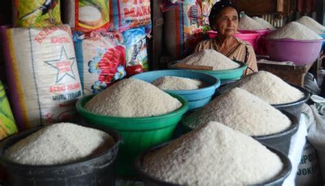 Beras Berkisar harga beras di lung naik jejamo