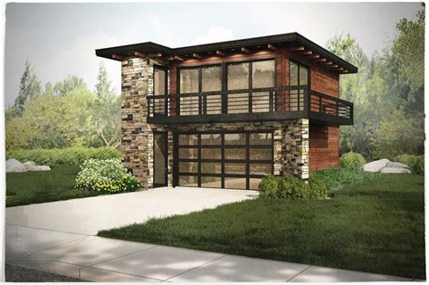 modern style garage plans contemporary garage w apartments modern house plans home