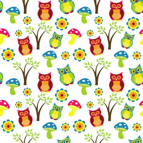 cute pattern clipart cute owl wallpaper pattern free stock photo public