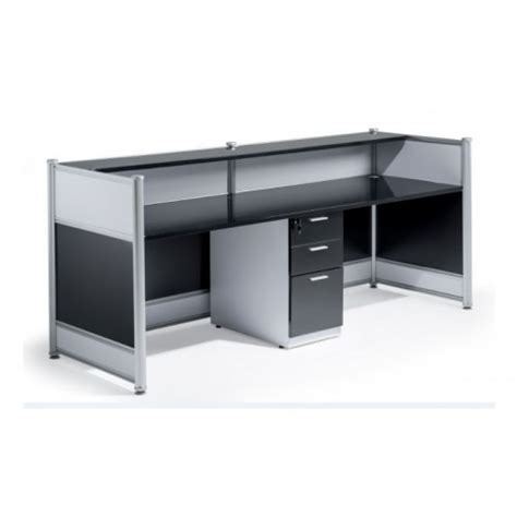 High Gloss Reception Desk Black Office Desks Uk High Reception Desk