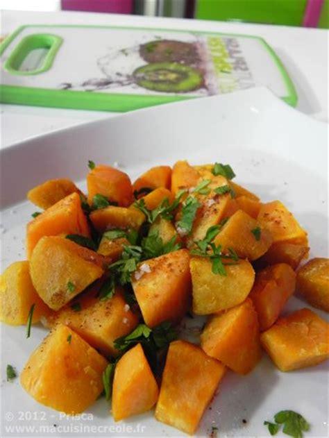 cuisine antillaise cuisine antillaise papates douces saut 233 es 2 recettes