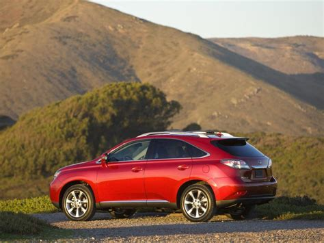 2010 Lexus Is 350 Specs by 2010 Lexus Rx 350 Suv Specifications Pictures Prices