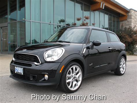 2013 mini cooper s review canadian auto review 2013 mini cooper paceman s all4 review