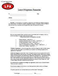 Apartment Lease Buyout Letter Non Renewal Of Tenancy Notice At Essential Landlord Rental Forms Page With Apartment Lease