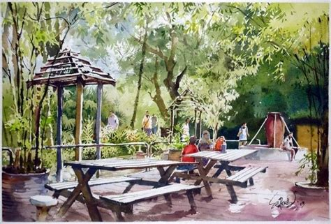 watercolor by koay shao peng malaysia watercolor paintings watercolors and photos