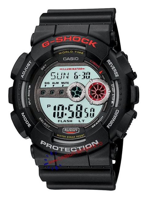 Casio Gd 100 1a By Casio Original ceasuri casio g shock ceas casio gd 100 1a gd 100 1a casio