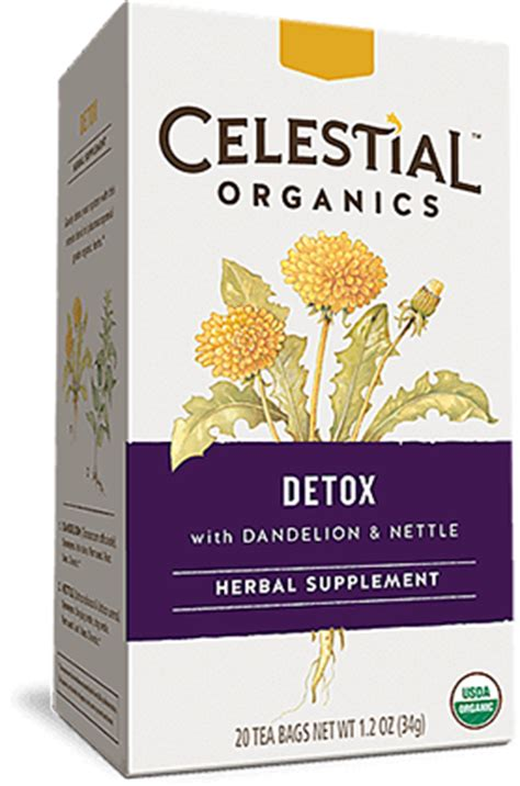 Celestial Detox Tea by Celestial Seasonings Detox Wellness Tea Free 1 3 Day