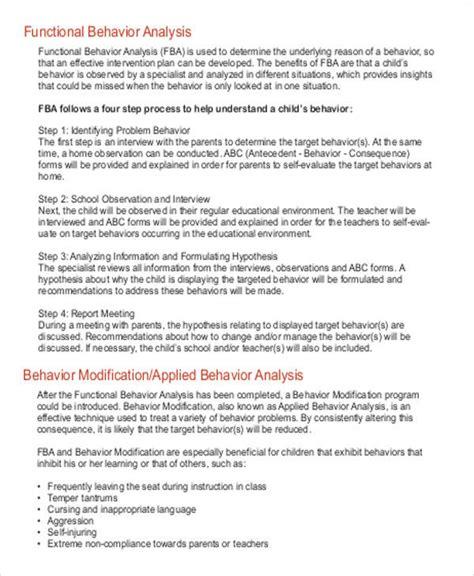Behavior Modification Exle Behavior Modification Techniques Contents Of The Lecture Ch Quiz B Neuropsychological Report Template