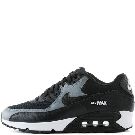 Pasukom Nike Black Grey s air max 90 black grey white
