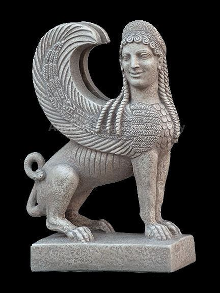greek sculpture ancient greece greek gods and demigods images ancient greek sphinx met