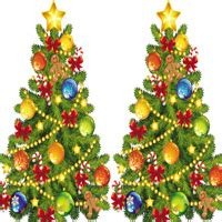 christmas treed with a difference new objects free at hiddenogames