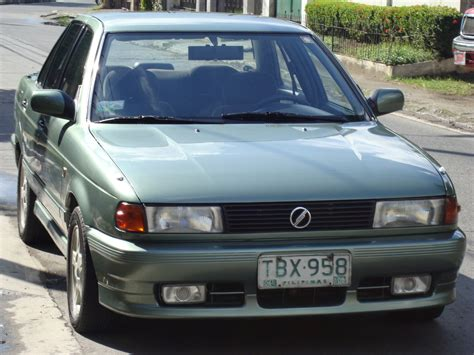 nissan sunny 1991 4drsr 1991 nissan sunny specs photos modification info