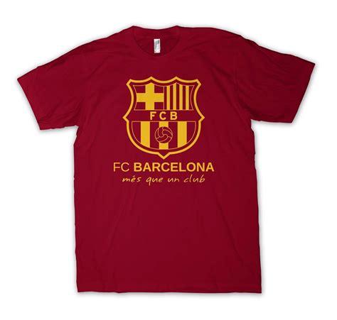 T Shirt Fc Barcelona 1 fc barcelona spain soccer futbol t shirt mes que un club s m l xl 2x 3x 4x 5x ebay