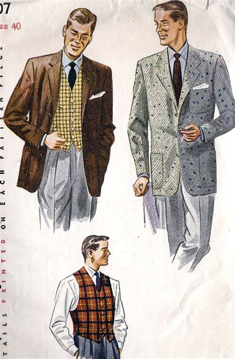 drawings of 1950 boy s hairstyles continental suit new suits in the 1950s that had shorter