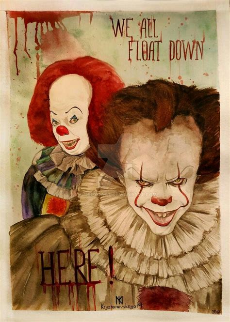 The Simpsons Stephen King It Pennywise 278 best pennywise the clown images on horror