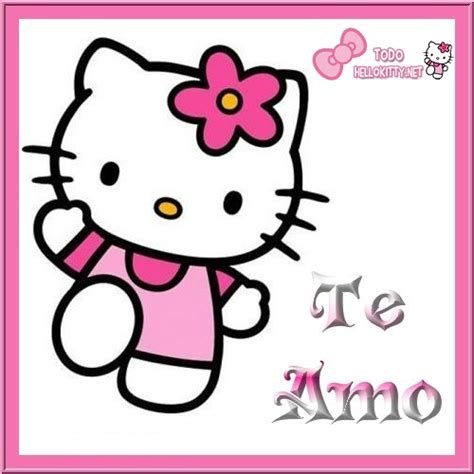 Imagenes De Hello Kitty Amor | postales de amor con hello kitty todo hello kitty