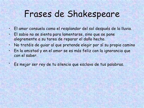 imagenes con frases de amor de william shakespeare cuadro comparativo sobre william shakespeare