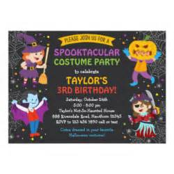 halloween invitations zazzle