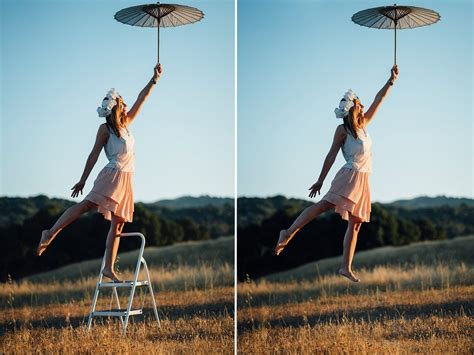 This Was Not Trick Photography by Before And After Levitation Photos Plus Tips And Tricks