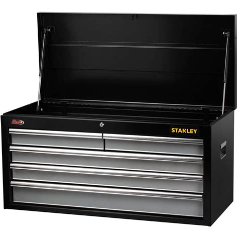 stanley 3 drawer tool chest stanley 40 quot 5 drawer tool chest on clearance at walmart