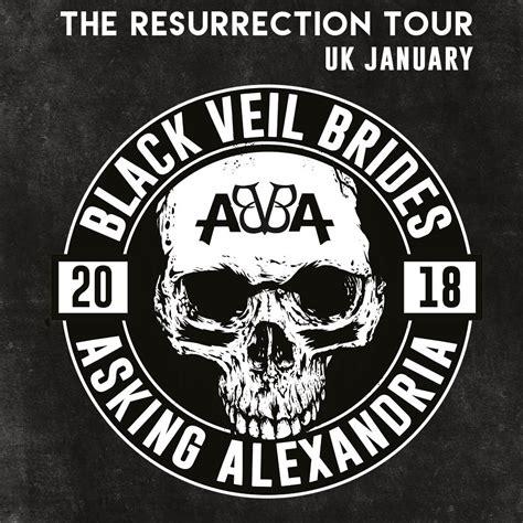 Buy Black Veil Brides & Asking Alexandria tickets, Black ...