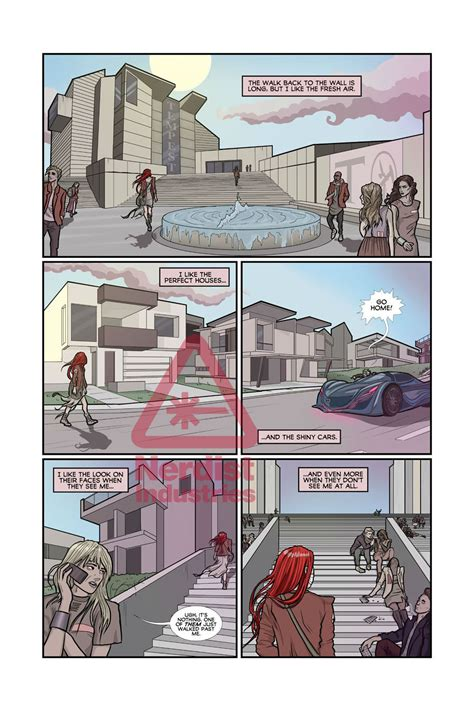 lights skin earth read the first pages of musician lights original comic