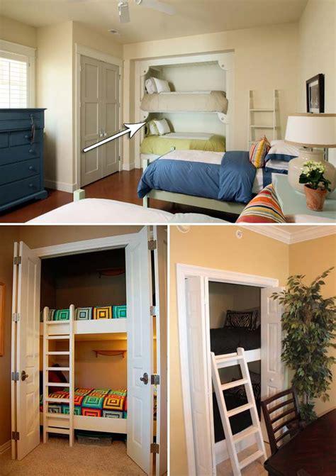 brilliant ideas transform unused closet space homedesigninspired