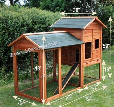 best 25 outdoor rabbit hutch ideas on bunny