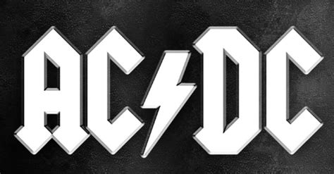 SIGNIFICATO DELLE CANZONI Play Ball - AC/DC - Il ... Ac Dc Logo Images