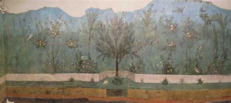 giardino di livia villa di livia giardini in viaggio