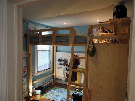 pdf diy how to build a loft bed plans download highland diy loft bed plans with stairs furnitureplans
