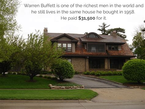 warren buffett house inside www imgkid the image