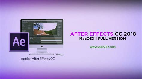 after effects full version software free download adobe after effects cc 2018 macosx full version yasir252