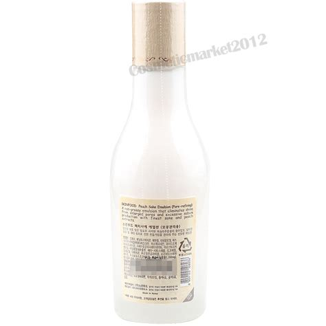 Paling Dicari Skinfood Sake Emulsion skinfood skin food sake emulsion 135ml free gifts