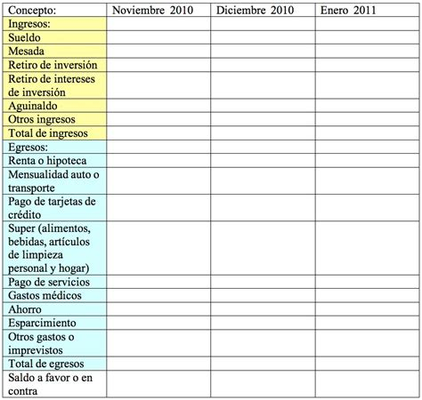 forma de presupuesto formato de un presupuesto newhairstylesformen2014 com
