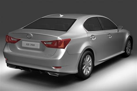 lexus models 2013 2013 lexus gs350 3d model in cinema 4d c4d flatpyramid