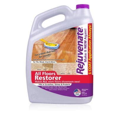 rejuvenate 128 oz floor restorer and protectant