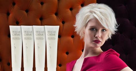 rescue bleached hair rejuvenate damaged hair with kerastraight rescue cr 232 me