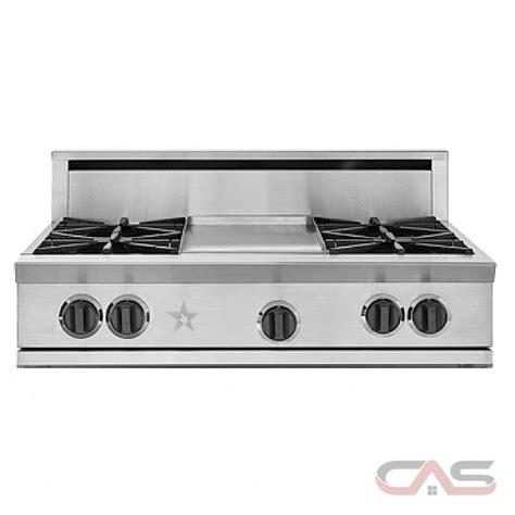 blue cooktop blue rgtnb364cbv2 cooktop canada best price