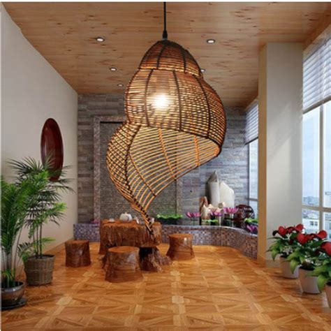 Online Buy Wholesale Rattan Light From China Rattan Light Rattan Lights