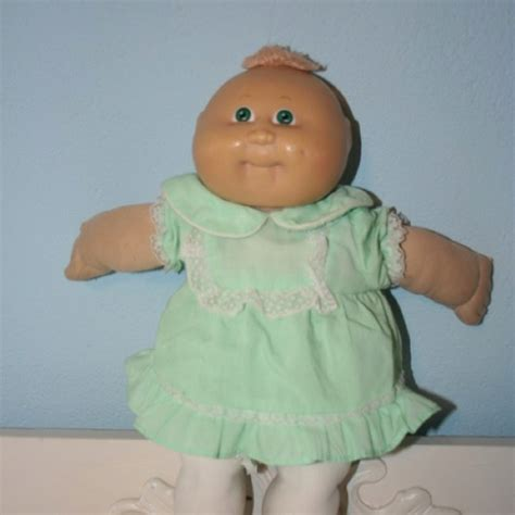 cabbage patch dolls names cabbage patch doll from the 80 s 80s stuff pinterest
