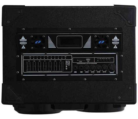 Speaker Aktif 8000 sanken electronic indonesia produsen elektronik