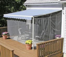 sunsetter retractable awnings awning accessories
