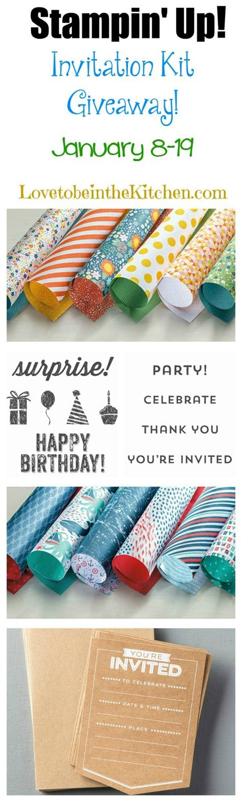 Invitation Giveaway - aquarium birthday party invitation kit giveaway love to be in the kitchen