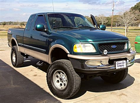 1997 ford f150 specification 1997 ford f250 light duty specs
