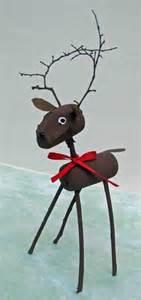 crafts reindeer of crafts reindeer cork craft