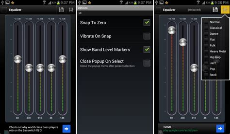 best equalizer app for android best sound and audio equalizer apps for android
