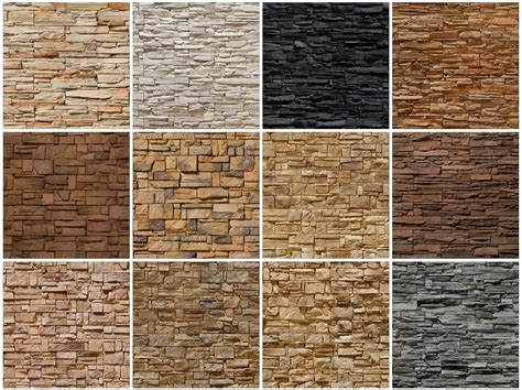types of surface textures stones world of stones
