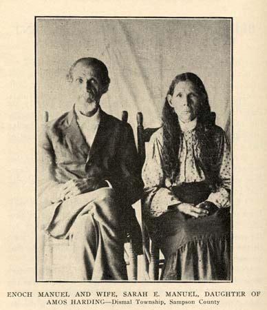 george edwin butler, 1868 1941. the croatan indians of