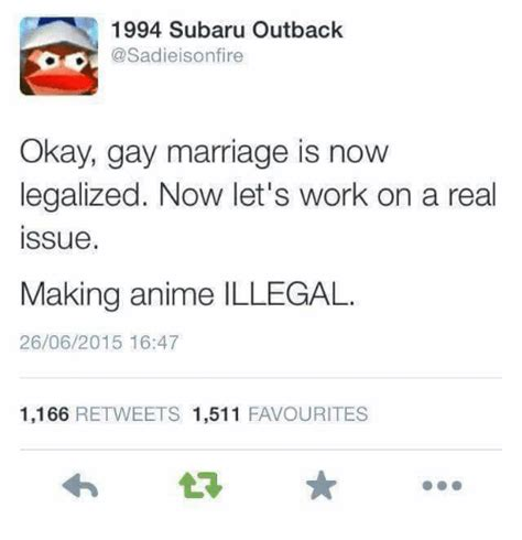 anime is now illegal funny marriage memes of 2016 on sizzle dank